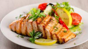 Những món ăn từ cá hồi bổ dưỡng